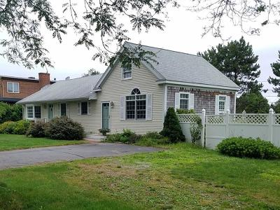 Scituate Single Family Home Under Agreement: 490 Hatherly Rd