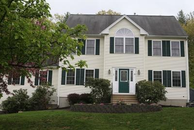 Hudson Single Family Home Under Agreement: 13 Falls Brook Rd