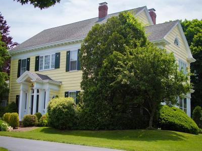Taunton Single Family Home For Sale: 248 Winthrop St