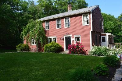 Sudbury Single Family Home For Sale: 253 Mossman Road