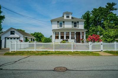 Billerica Single Family Home For Sale: 11 Fernwood Rd