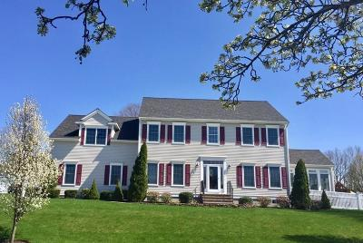 Canton Single Family Home Under Agreement: 190 Culloden Dr