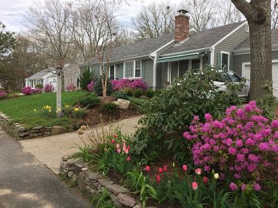 MA-Barnstable County Single Family Home Under Agreement: 93 Sailfish Dr