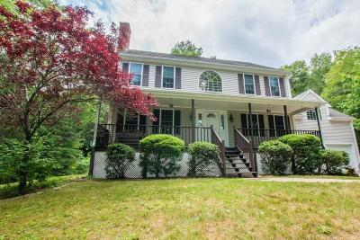 Mansfield Single Family Home For Sale: 49 Fox Street