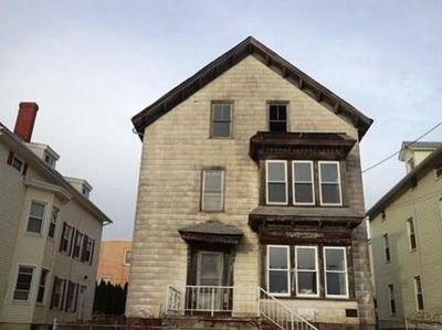 Fall River Multi Family Home For Sale: 344 Bank St