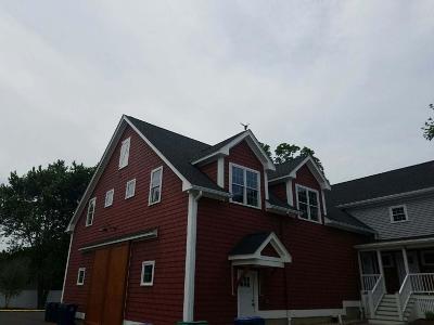Billerica Rental Under Agreement: 60 Concord Rd #4