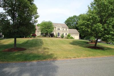 East Bridgewater Single Family Home Under Agreement: 33 Captains Way