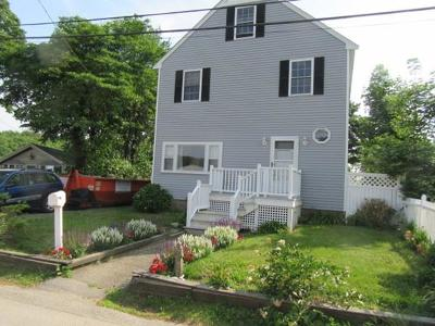 Hingham Single Family Home New: 8 Bonnie Brier Circle