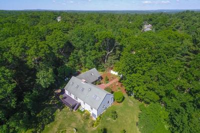 Canton Single Family Home Under Agreement: 17 Bridle Path