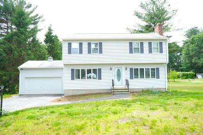 Methuen Single Family Home For Sale: 62 Sevoian Drive