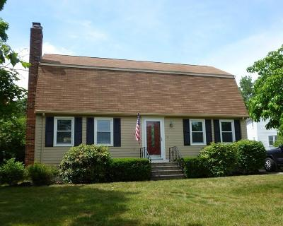 Franklin Single Family Home Under Agreement: 2 Conlyn Ave
