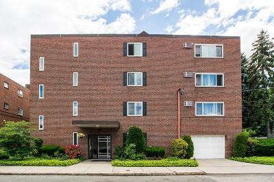Cambridge Condo/Townhouse Contingent: 25-31 Homer Ave #32