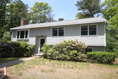 Single Family Home Contingent: 89 Happy Hollow Rd