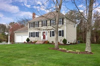 Franklin Single Family Home Under Agreement: 16 Kimberlee Ave
