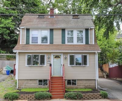 Peabody Single Family Home Under Agreement: 292 Lynn St