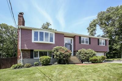Burlington Single Family Home Under Agreement: 6 Larson Circle