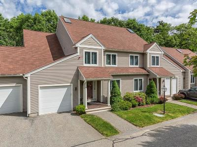 Woburn Condo/Townhouse For Sale: 6 Vine Brook Way #6