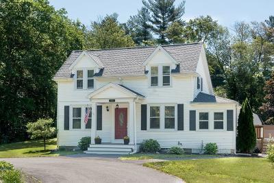 Bridgewater MA Single Family Home New: $389,900
