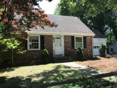 Reading MA Single Family Home For Sale: $419,990