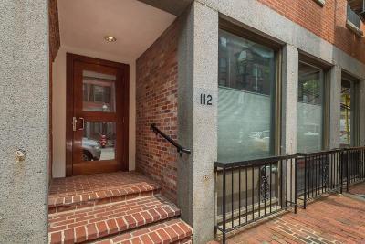 Condo/Townhouse For Sale: 112 Fulton St #1C