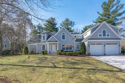 Mashpee Single Family Home For Sale: 68 Eagle Drive