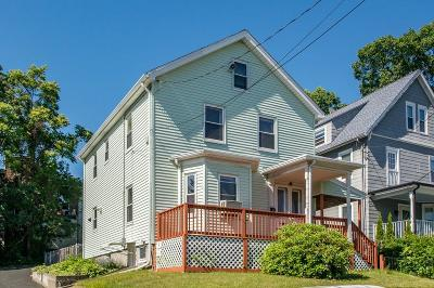 Single Family Home New: 13 Greylock Road