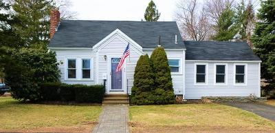 Braintree Single Family Home Under Agreement: 46 Acorn St