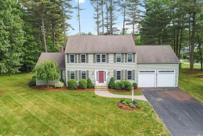 Medway Single Family Home Under Agreement: 37 Field Rd