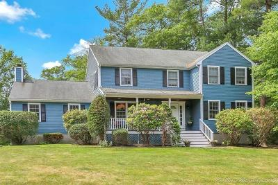 Beverly Single Family Home Under Agreement: 15 Wentworth Drive