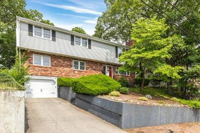 Arlington MA Single Family Home Price Changed: $799,000