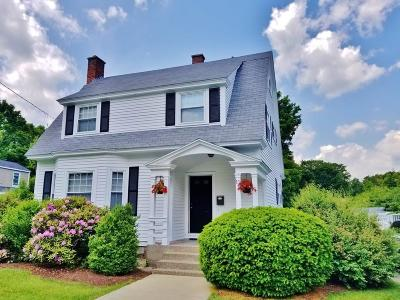 Westborough Single Family Home Under Agreement: 11 Spring St