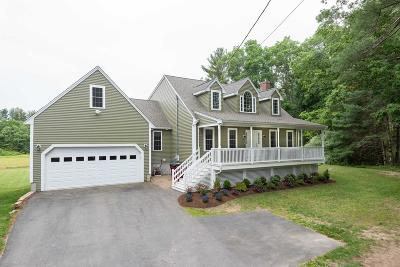 Middleboro Single Family Home Contingent: 165 Thomas Street