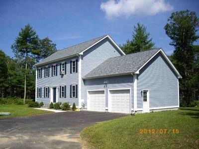 Rochester MA Single Family Home New: $389,900