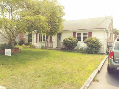 Wareham Single Family Home New: 11 Charlie Ave