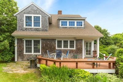 MA-Barnstable County, Plymouth County Single Family Home For Sale: 196 Robbins Hill Road