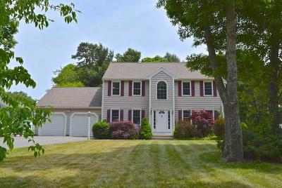 Wareham Single Family Home New: 4 Hiawatha Path