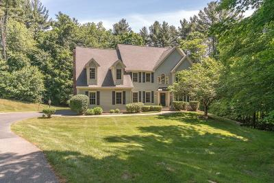 Southborough Single Family Home New: 1 Metacomet Ln