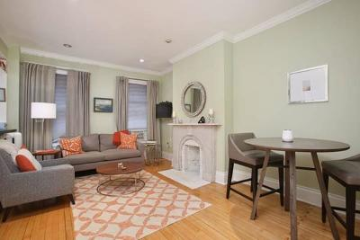 Boston MA Condo/Townhouse Under Agreement: $535,000