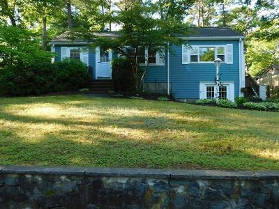 Pembroke Single Family Home For Sale: 27 Parker Rd.