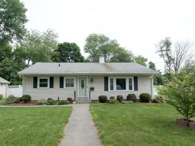 Westborough Single Family Home Contingent: 23 Steven Road