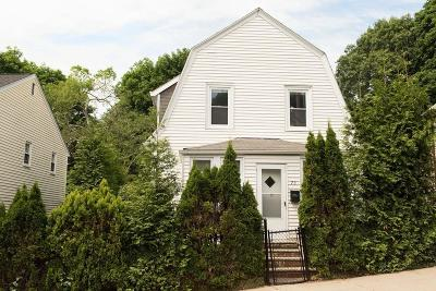 Boston Single Family Home Under Agreement: 70 Standard St