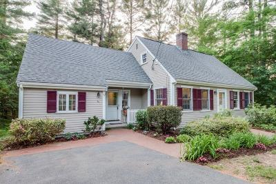 Wayland Single Family Home For Sale: 22 Rich Valley Road