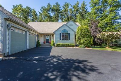 Raynham Single Family Home New: 170 Mohawk Rd