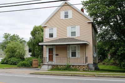 Woburn Single Family Home For Sale: 973 Main Street