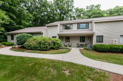Franklin Condo/Townhouse Under Agreement: 165 Highwood Dr #165