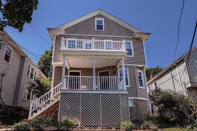 Arlington Condo/Townhouse Sold: 103 Bow St. #1