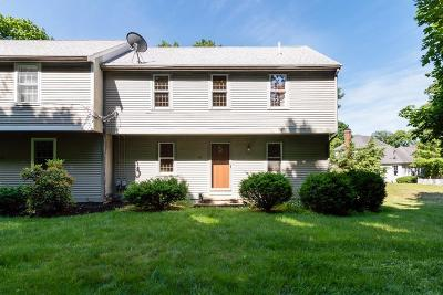 Scituate Condo/Townhouse Under Agreement: 63r Tilden Road #63 R
