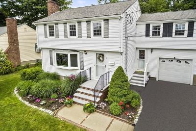 Stoneham Single Family Home For Sale: 6 Lawndale Rd
