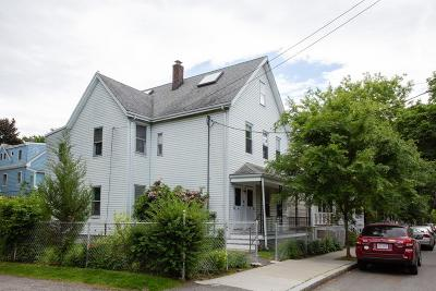 Cambridge Multi Family Home New: 60 Stearns St