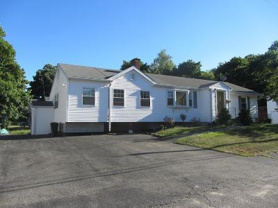 Randolph MA Single Family Home New: $395,000